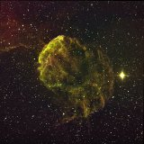 IC443c, the Jellyfish Nebula